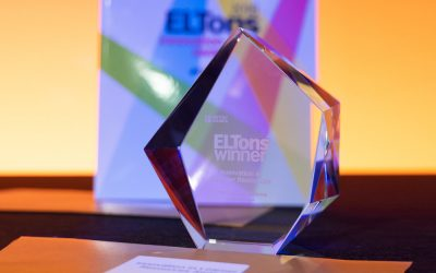 An example of a winning British Council ELTons award application